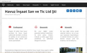Yeni İnternet Sitesi